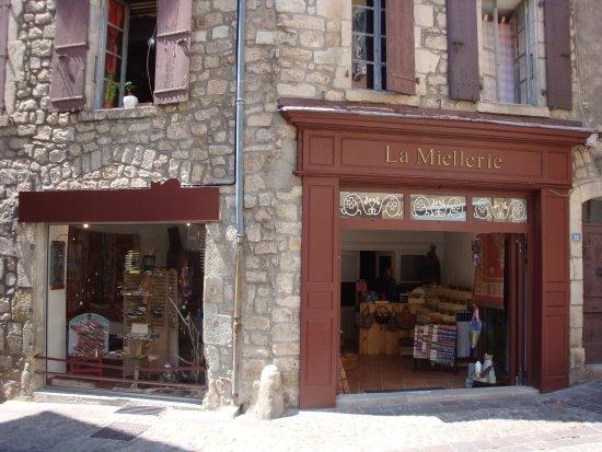 La Miellerie, Largentiere, Ardeche, France