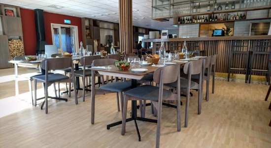 Restaurang bild fr n boden business park boden for Boden direct