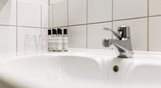 Boden, Sweden: Badrum med dusch