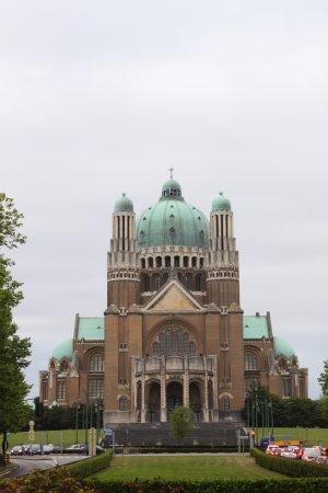 Koekelberg, België: Basilica Bruxelas