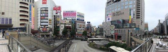 Keio Plaza Hotel Hachioji : photo0.jpg