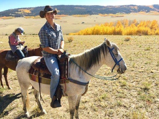 American Safari Ranch: Devon made the ladies swoon