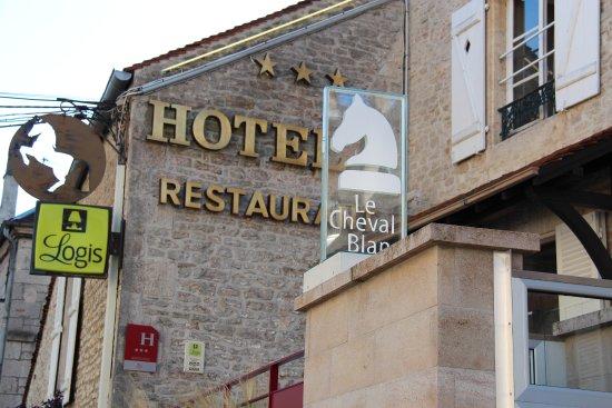 Hotel Le Cheval Blanc: ook een heel mooie stad om te bezoeken