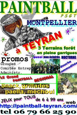 Paintball teyran