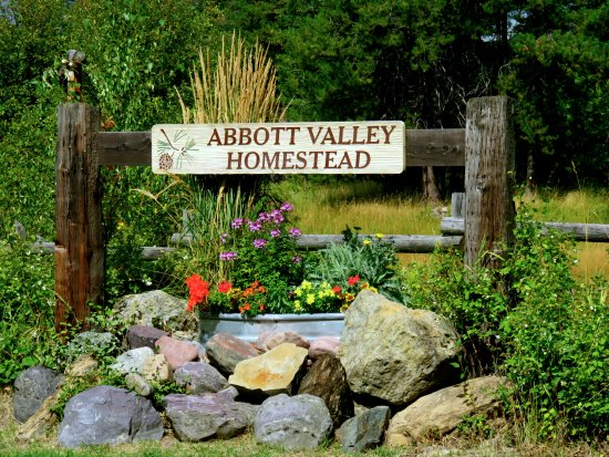Abbott Valley Homestead: guest houses located in a peaceful setting