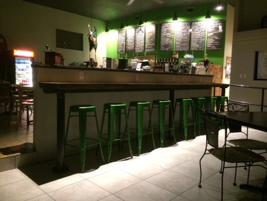 Backstreet Bagel Company: The new look with more space and 22 additional seats!