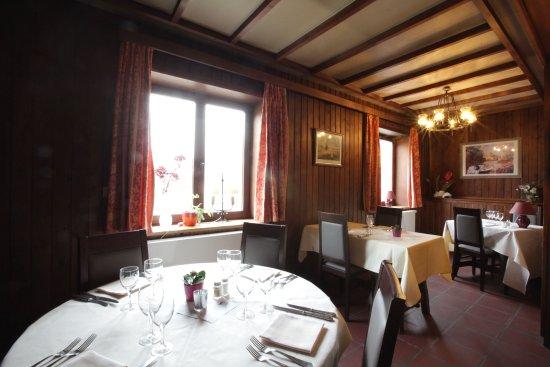 Ittre, Βέλγιο: restaurant coté