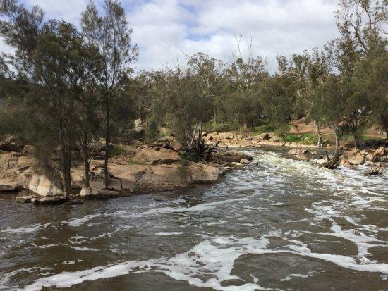 Brigadoon, Australia: Rapids