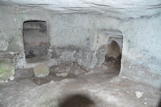 Necropoli Su Crocifissu Mannu