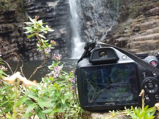 Cachoeira Alta em Ipoema