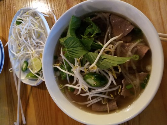 East Hartford, CT: Very tasty Pho!