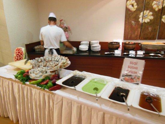 Seher Resort & Spa: suchis