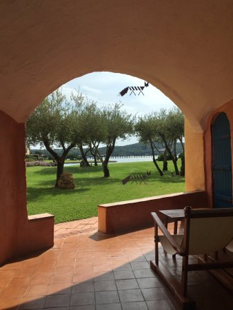 Hotel Cala di Volpe, a Luxury Collection Hotel : View from my patio