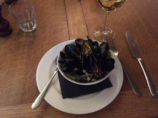 Anglesea Arms: Delicious Clams!
