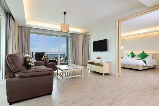 Sea View Suit, 100 square metres - Picture of Hisea HuaHin