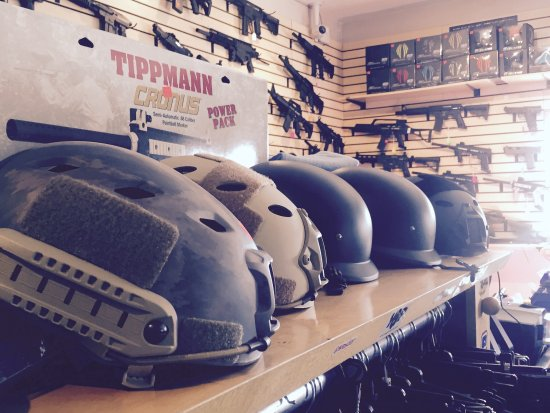 Stony Plain, Canada: Always a great time at  Young Guns Paintball!  World Class Paintball and Pro Shop Edmonton Alber
