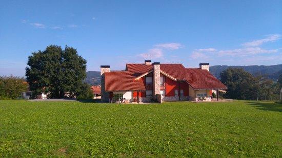 Lezama, España: casa rural