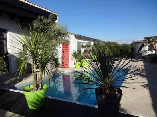L'ile Sous Le Vent - L'Hotel - La Table Photo