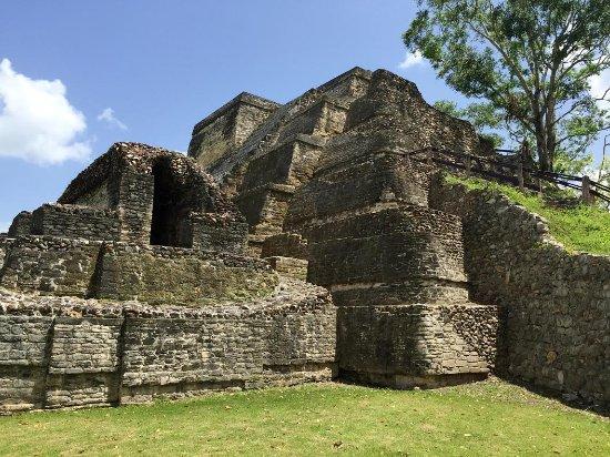 Belize District, Belize: Temple of the Sun God.