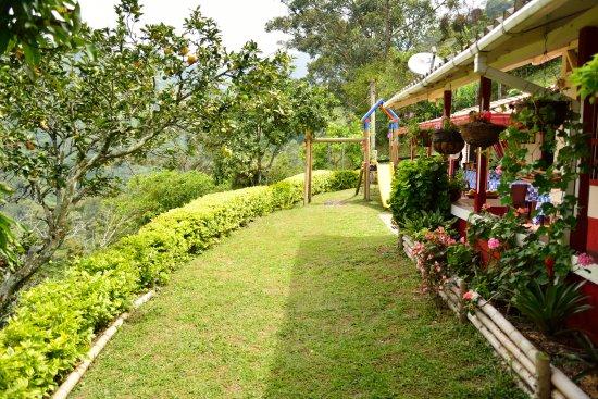 Cafe de la Cima: Casa Tradicional  Cafetera