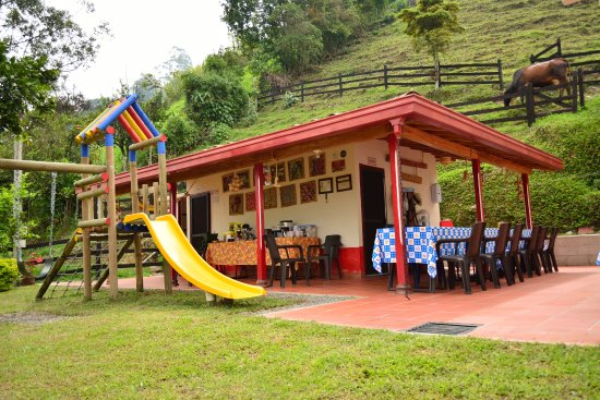 Fredonia, Colombia: Laboratorio del Cafe