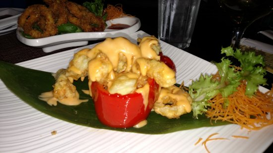 Kazumi Japanese Steakhouse and Sushi Bar : Rock Shrimp - AMAZING!