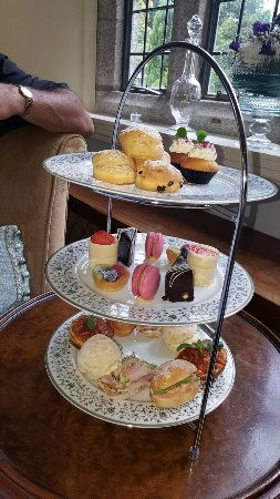 The Munster Room Restaurant: Afternoon Tea