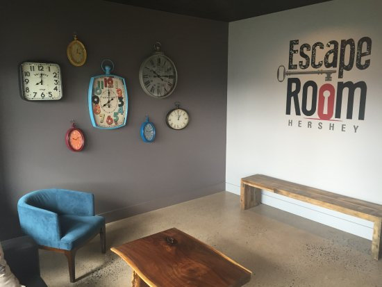 Escape Room Hershey