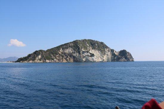 Marathonisi (Turtle Island)