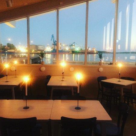 Oxelosund, Suecia: vår bakficka Bryggan