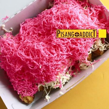 Pisang Addict Port Dickson: Strawberry