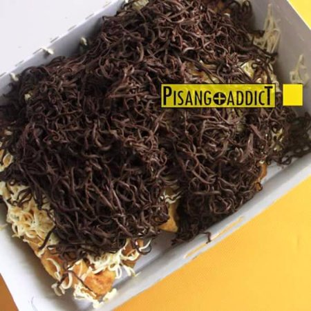 Pisang Addict Port Dickson: Chocolate