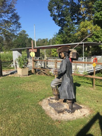 Marrero, LA: Jean Lafitte Swamp Tours