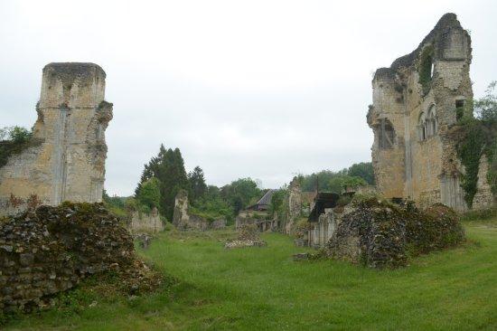 Haute-Normandie, Frankreich: le rovine