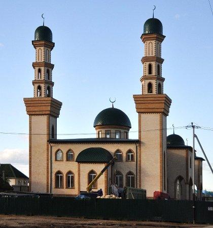 Духовный центр мусульманская религиозная организация