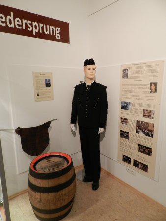 Muhlbach am Hochkonig, Österrike: Bergbaumuseum mulhbach