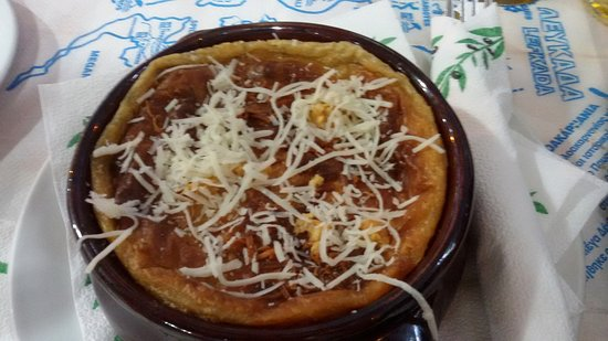 George's Place : Moussaka