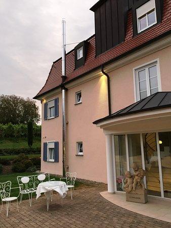 hotel villa seeschau bild von hotel villa seeschau am bodensee meersburg bodensee tripadvisor. Black Bedroom Furniture Sets. Home Design Ideas