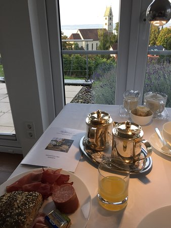 Hotel Villa Seeschau am Bodensee: Hotel Villa Seeschau - Frühstücksbuffet