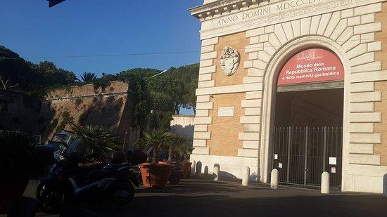 Antico Arco: וילה אורליה