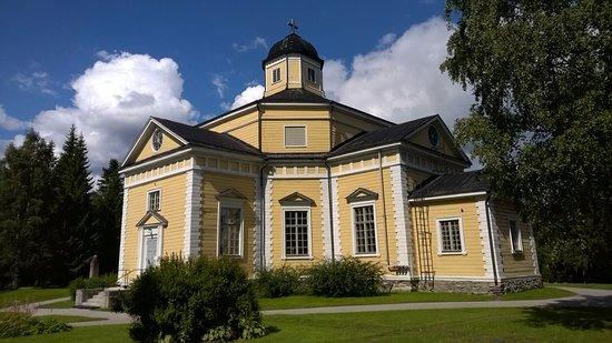 Juuka, Finland: Juuan ev.lut Kirkko