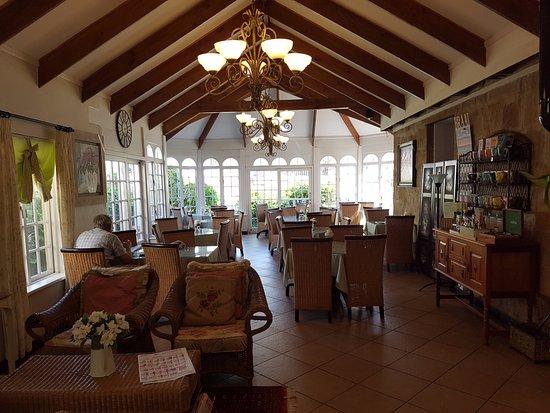 Fynbos Gourmet Restaurant: Inside