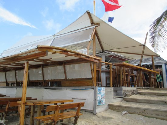 Grand Cul-de-Sac, Saint-Barthélemy: The beachfront