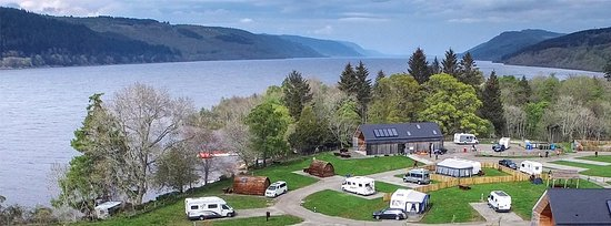 Fort augustus camping ground