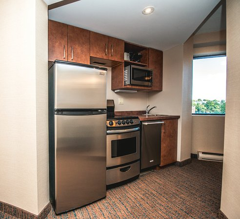 Best Western Plus Ottawa City Centre: Kitchenette Suite