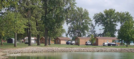 In Addition To Camping Sites They Offer Both Small And Large