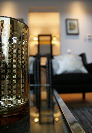 Suitehotel Restaurant Posthoorn: Duplex Suite (Juliana living4)