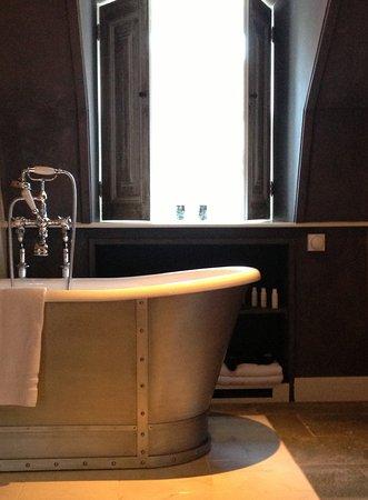 Suitehotel Restaurant Posthoorn: Suite (Diensthuys Bathroom2)