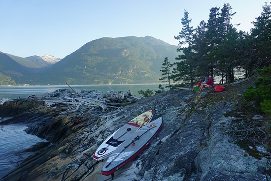 Garibaldi Highlands, แคนาดา: Sea to Sky Marine Trail