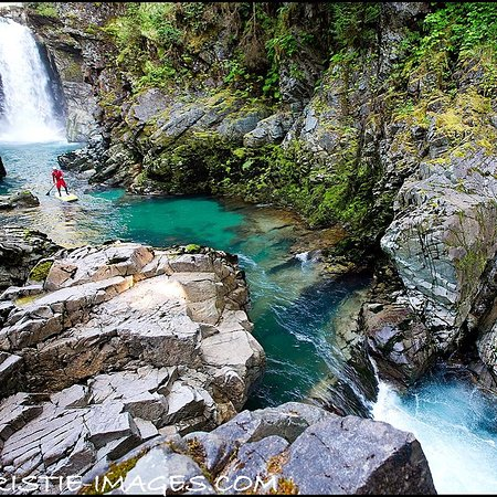Garibaldi Highlands, แคนาดา: River SUP Course - Squamish